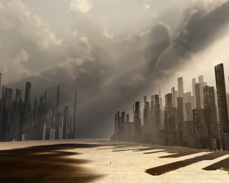 ¡Muerta ciudad
