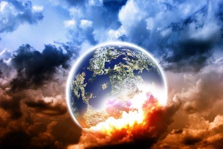 Apocalypse Stock Photo - 17061626