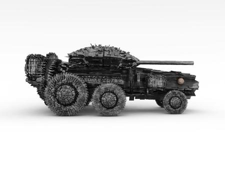 flack: 3D Panzer