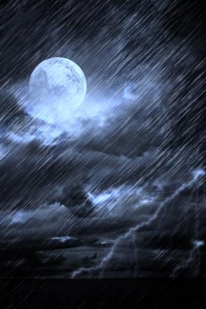 Rain Banco de Imagens - 20495007