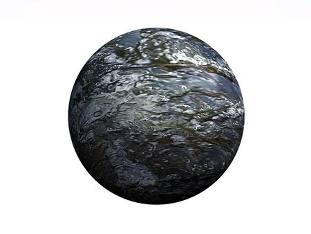 3D Ball photo