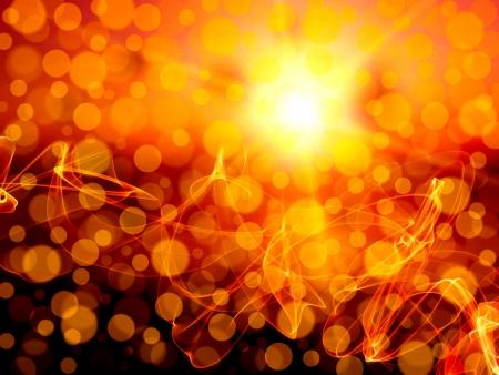 meshwork: Mysterious light