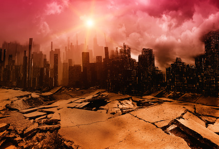 guerra: Terremoto