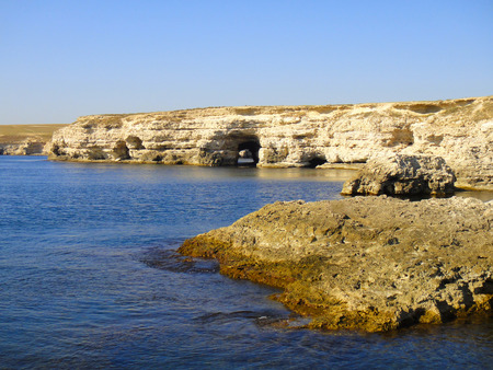 cranny: Coast landscape