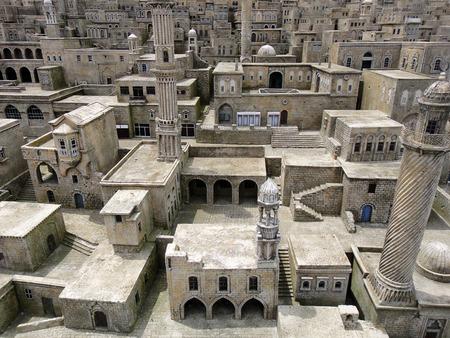 detritus: Ancient city