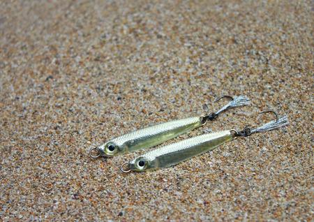 handiwork: Pesca de se�uelo, obra