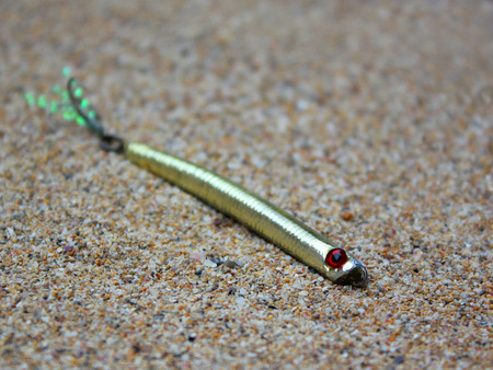 Fishing lure, handiwork photo