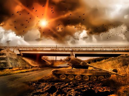 guerra: Guerra  Foto de archivo