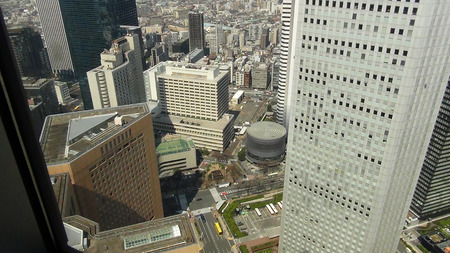 tallness: City Stock Photo
