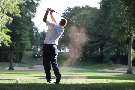 パー 3 ゴルフ、ティー ショット