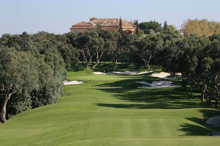 バルデラマ ゴルフ コース、スペイン
