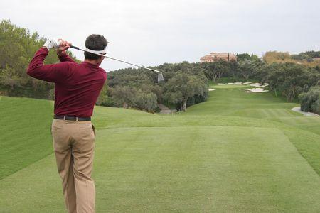 vilamoura: valderrama golf course, spain
