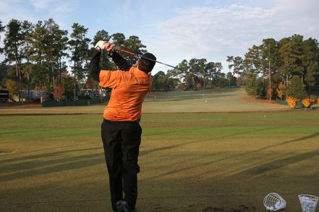 ga: golf swing, east lake, atlanta, ga