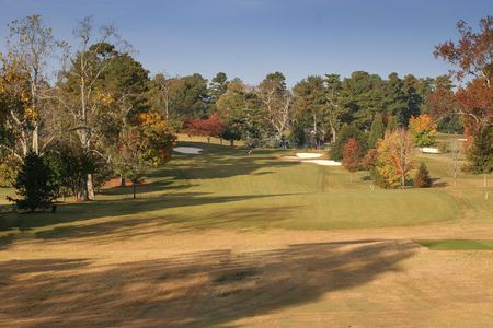 ga: east lake golf course, atlanta, ga