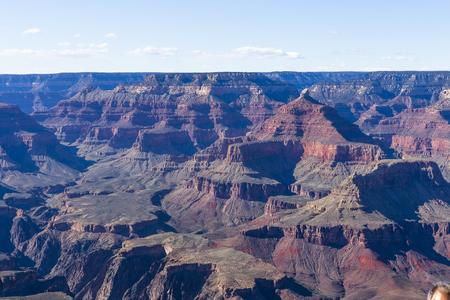 rim: Colorado grand canyon, from south rim, Arizona