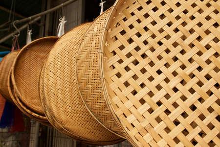 Threshing Basket at the market.