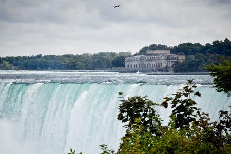 Niagara Falls Reklamní fotografie - 33847105