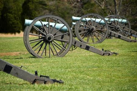 Visitor Center at Manassas Battlefield Monument in Virginia photo