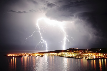 Spain, Gerona, Lescala Stock Photo - 12902335