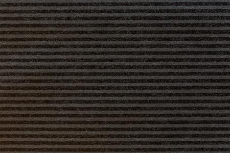 ebon: bandas de color negro de fondo de papel Foto de archivo