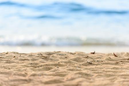 Nature beautiful Sand beach background.
