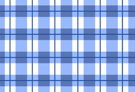 english textures: Vector seamless blue tartan tartan pattern