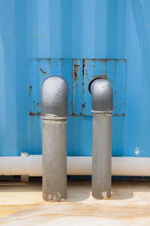 desalination: water steel pipe