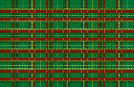 english textures: Vector seamless green tartan ,tartan pattern