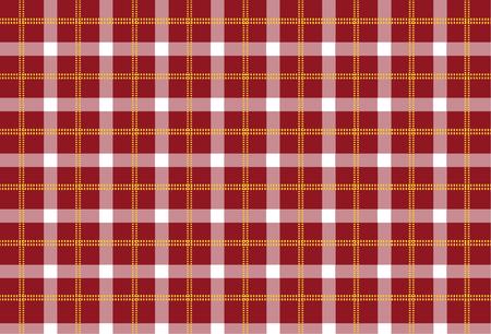 english textures: Vector seamless red tartan ,tartan pattern