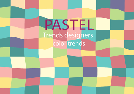 Pastel color , Trends for designers