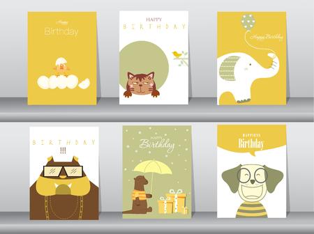 tarjetas de cumpleaos infantiles coleccin de saludo y la tarjeta de invitacin cumpleaos