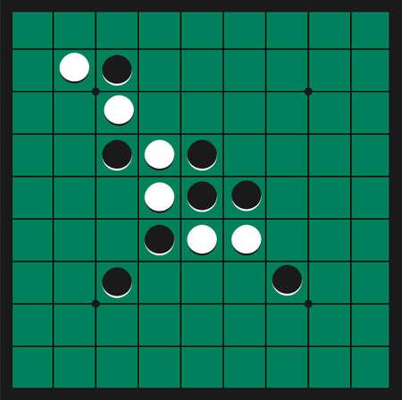 illustration of Board games, Vector illustrations.