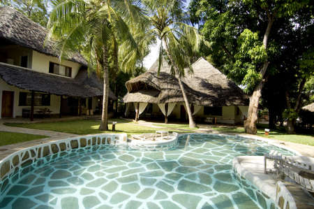 luxe: African Hotel