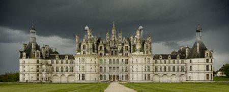 Castle of Chambord photo