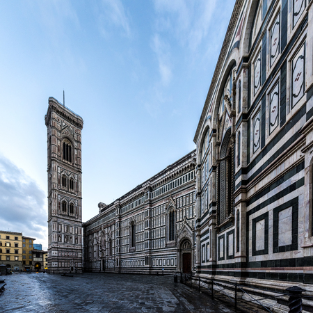Duomo di Firenze Cathedral, Florence Cathedral, Florence, Italy, Europe Standard-Bild - 115994920