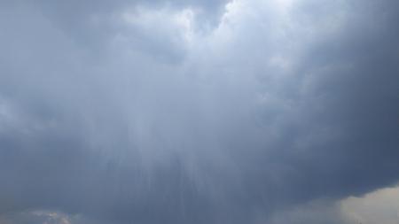 Blue sky and white clouds. Landscape and landscape. Nature. Sky. Desktop. Wallpapers.