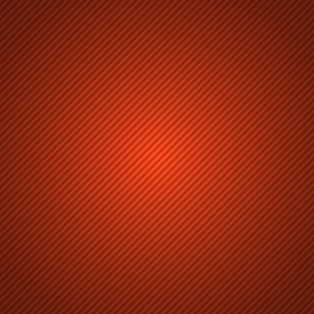Abstract orange background with stripes Vector