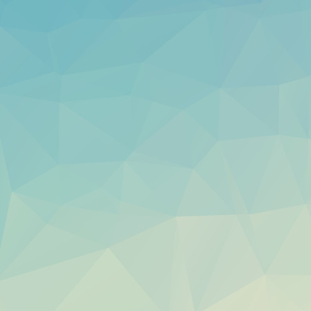 light blue: Stylish light blue vector polygonal abstract background