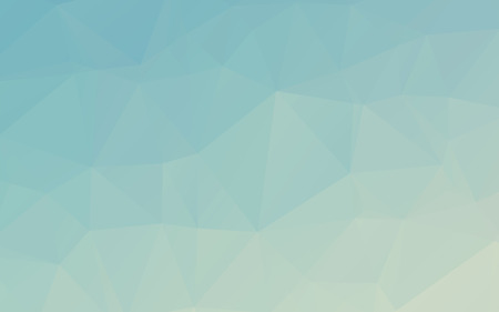light blue: Light blue abstract mosaic polygonal vector background