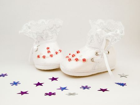 baby shoes Stock Photo - 5931535
