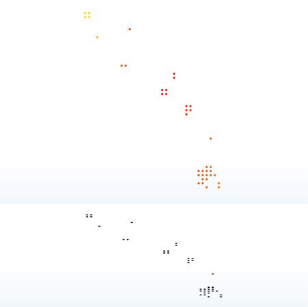 tuvalu: Vector Image -  Map of Tuvalu with Dot Pattern