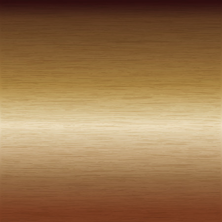 surface: background or texture of brushed copper surface Illustration