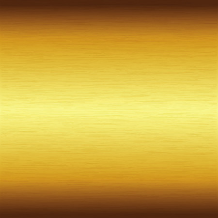 brushed: background or texture of brushed gold surface