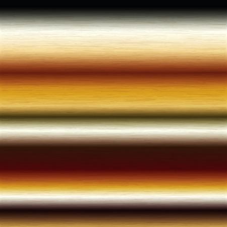 lamina: background or texture of brushed copper surface Illustration