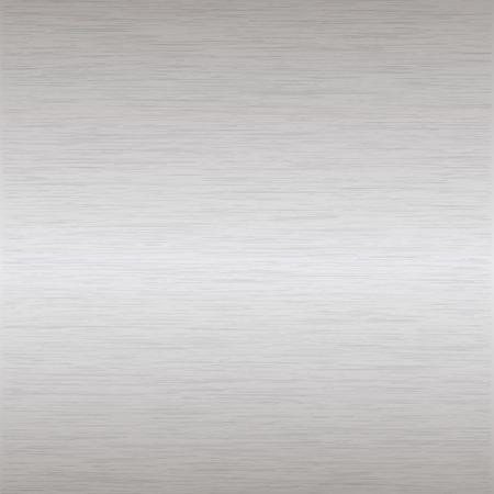 背景またはブラシをかけられた鋼鉄表面のテクスチャ