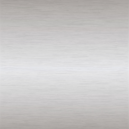 background or texture of brushed steel surface