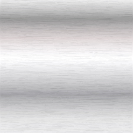 brushed steel: background or texture of brushed steel surface
