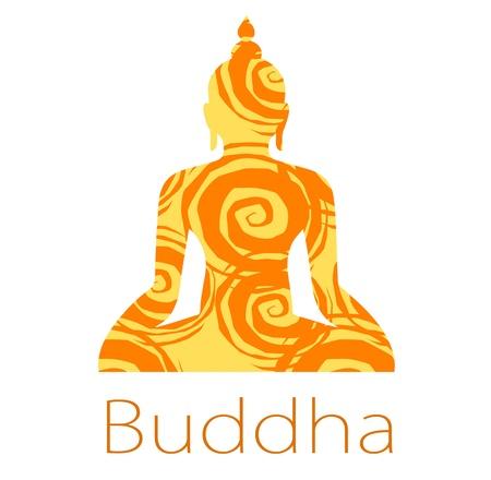 Buddha vector Stock Vector - 20383988