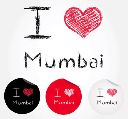 mumbai: i love mumbai