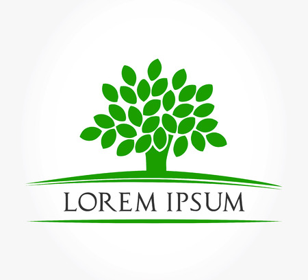 녹색 나무의 상징